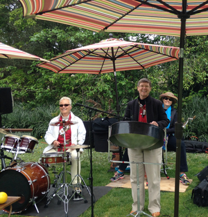 Steel Jam at Fenwick and West LLP Picnic at the SF Zoo 5-16-15 (cropped)